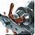 Carretilha de Pesca Perfil Baixo Harpia Albatroz 6 Rolamentos - Esquerda - Imagem 2