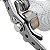 Carretilha Perfil Baixo Albatroz Krait Branca 10 Rolamentos Esquerda - Imagem 2