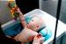 Almofada para banho - Imagem 1