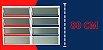 Basculante 2 Seções em Alumínio Branco c/ Vidro Mini Boreal - Brimak Plus - Imagem 4