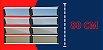 Basculante 2 Seções em Alumínio Mix Preto c/ Vidro Mini Boreal - Brimak Plus - Imagem 4