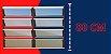 Basculante 2 Seções em Alumínio Mix Corten c/ Vidro Mini Boreal - Brimak Plus - Imagem 4