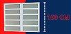 Basculante 2 Seções em Alumínio Branco c/ Vidro Mini Boreal - Brimak Elite - Imagem 5