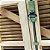 Janela Veneziana em Madeira Cedro Arana 4 Folhas de Abrir (Giro) com Ferragens em Arco sem Vidro - Batente de 14 Cm Uniportas - Imagem 3