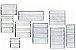 Janela Basculante em Alumínio Brilhante uma Seção Vidro Mini Boreal - Linha FortSul - Imagem 1