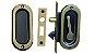 Janela Veneziana 3 Folhas Uma Fixa Reto em Madeira Cedro Arana com Ferragens Vidro Panorâmica Batente de 14 Cm - Casmavi - Imagem 2