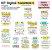 KIT DIGITAL - PLAQUINHAS 6 + FUNDOS - Imagem 1