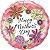 Mother's Day Floral Chevron - Imagem 1