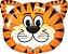 Tigre Sorridente - Imagem 1