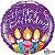 Velas de Festa de Aniversário - Imagem 1