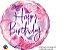 Aniversário com Borboletas Voando - Imagem 1