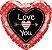 Te Amo com Pontos e Flechas - Imagem 1