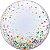 Bubble Decorativo – Pontos de Confete Coloridos - Imagem 1