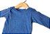 Body manga longa azul - Imagem 2