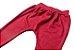 Calça Saruel algodão reciclado bordô - Imagem 2