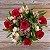 Deslumbrante Buquê de Rosas e Astromelias - Imagem 2