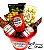 Balde Grande de Cerveja Budweiser com Ferrero Rocher 150g - Imagem 2