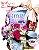 """Cesta de Flores e Chocolate """"Feliz aniversário"""" - Imagem 1"""