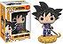 Funko Pop Dragon Ball - Goku e Nuvem Voadora - Imagem 1