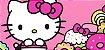 Caneca 300ml Hello Kitty Face - Imagem 3