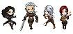 Caneca 300ml The Witcher - Personagens - Imagem 2