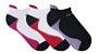 Kit com tres pares Feminina Invisivel Runner Pro - Imagem 1