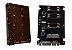 CASE ADAPTADOR MSATA MINI PCI-E SSD PARA SATA 2.5 NOTE OU PC - Imagem 1