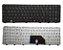 TECLADO COM FRAME P HP PAVILION DV6-6000 - 665937-201 - Imagem 1