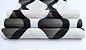 Papel De Parede Importado Ondas  3d  Relevo Texturizado Top - Imagem 6