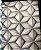 Papel De Parede 3d Vinílico Geométrico Texturizado Cinza - Imagem 1