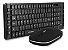 Kit Teclado e Mouse Sem Fio Wireless Linha Home CM30 - Imagem 1