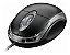Mouse Linha Office CM10 Basic Preto Com Fio - Imagem 1