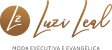 VESTIDO SOCIAL DUAS CORES SEM MANGA CURTA - MODELO LUZI LEAL - Imagem 3
