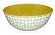 Bowl Cinza e Amarelo - Imagem 1