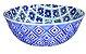 Bowl Geometrico Azul - Imagem 1