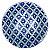 Bowl Geometrico Azul - Imagem 2