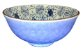 Bowl Azul e Branco -  Tie Dye - Imagem 1