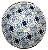 Bowl Azul e Branco -  Tie Dye - Imagem 2