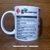 Caneca Git Commands Cheat Sheet - Imagem 2