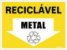 Reciclável (METAL) - Imagem 1