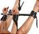 Restritor ajustável de pés e punhos - Imagem 1