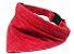 Coleira Bandana + Guia Vermelha e Jeans - Imagem 5