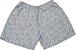 Bermuda Elástico Sarja Estampada Masculina Plus size Passeio - Imagem 2
