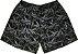 Bermuda Elástico Sarja Estampada Masculina Plus size Passeio - Imagem 3