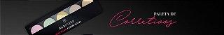 Estojo Paleta Corretivo Base Mia Make Kit 5 Cores + Pincel - Imagem 4