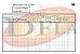 Livro de Registro de ações Nominativas (Frente e verso) 100 fls 200 pgs - Imagem 5
