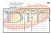 Livro de Registro de ações Nominativas (Frente e verso) 100 fls 200 pgs - Imagem 4