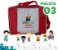 Maleta 03 - Kit com 30 Pastas  - Imagem 5