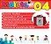 Maleta 04 - Kit com 30 Pastas  - Imagem 1