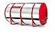 Boiler Solar 500l Baixa Pressão c/ 3 Placas 2,00 x 1,00 komeco - Imagem 3